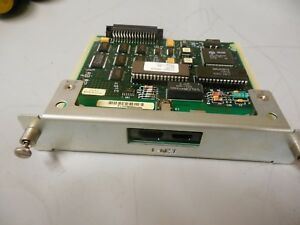 Agilent Hp 6890 Gc Inet Interface G1553 60015