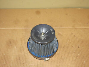 Jdm Blitz Sus Power Type Lm Core Air Filter Blue 3inch Housing