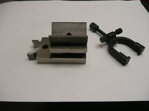 Starrett Toolmakers V block No 567