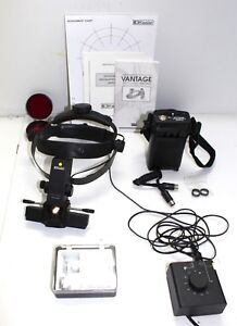 Keeler Vantage Binocular Indirect Ophthalmoscope With Accessories