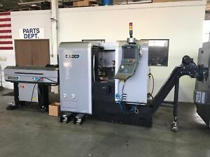 2013 Hurco Tm6i Cnc Turning Center 2072