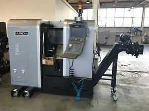 2013 Hurco Tm6i Cnc Turning Center 2073