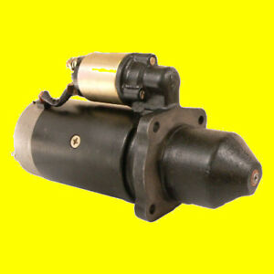 New Starter Same Tractor Buffalo Drago Panther 1056 Engine 986 5 276 Diesel