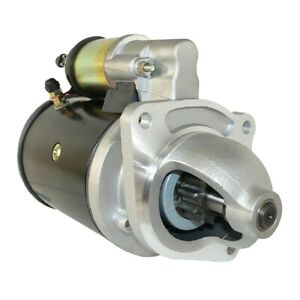 New Starter For Ford Tractor Farm 3930 4630 4830 5030 5110 7610
