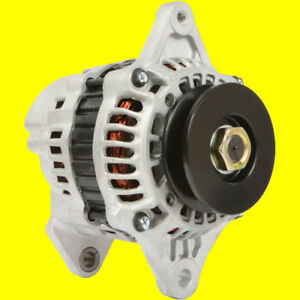 New Alternator For 1630 Ford Tractor 96 97 98 99 W 3 81 Shibaura Eng A7ta0477a