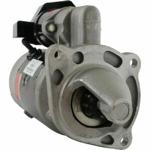 New Starter Ford Tractor Farm 3930 4630 4830 5030 5610s 5640 5640sl 5640sle
