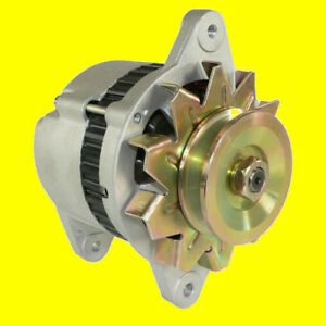 New Alternator Ford Holland Tractor Shibaura Diesel 18504 6150 1 2316 01hi