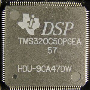 Tms320c50pgea57 16 bit Floating Pt Dsp 57mhz 144 pin Lqfp New Miltemp Usa 1x