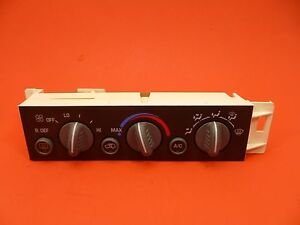Climate Control Heater Ac 96 99 Gm Chevy Gmc Trucks And Suv