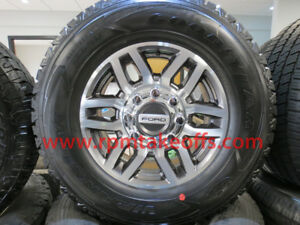 New 2018 Ford Superduty F250 Or F350 18 Lariat Wheels And Tires Factory Oem