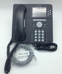 Avaya 9640g Digital Ip Office Telephone Phone W handset