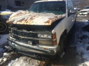 Rear Axle 4wd 5 0l 14 Bolt Cover Fits 88 99 Chevrolet 1500 Pickup 54834