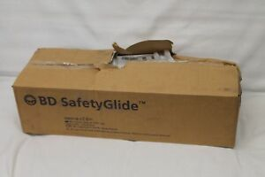 Bd Safety Glide Injection Needle 25 Gauge 1 Inch Needles 305916