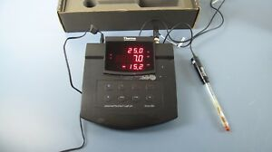 Thermo Scientific Orion 350 Perphect Logr Meter Orion 8102bnuwp Ultra Ph Probe