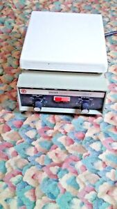 Thermix Stirring Hot Plate 318 Fisher Scientific Laboratory Instrument