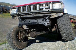 Toyota Solid Axle