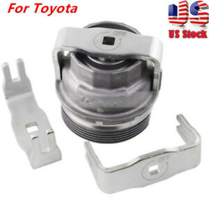 For Toyota Lexus Scion Steel Special Oil Filter Wrench Removal Tool Universal Us