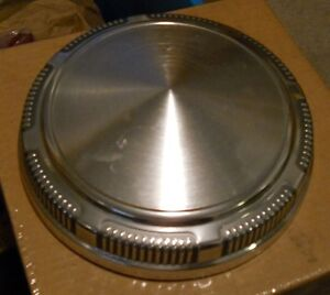 Nos 1970 S Dodge Chrysler Plymouth Poverty 9 Dog Dish Center Cap