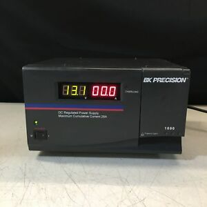 Bk Precision Model 1690 Dc Power Supply