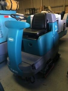Tennant T7 Floor Scrubber Remanufactured Free Shipping 28 Cyl