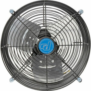 New 3 speed Direct Drive Exhaust Fan With Pull Chain 12