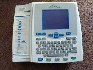 Burdick Atria 6100 Interpretive Ekg Ecg With 30 Day Warranty