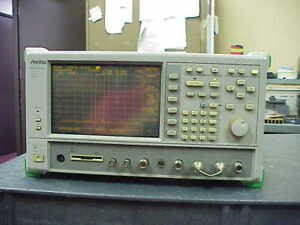 Anritsu Ms8604a Digital Mobile Spectrum Analyzer 100khz To 8 5ghz8 5ghz