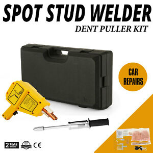 110v Uni spotter 5500 Stinger Stud Welder Kit Stud Gun Plus Technology