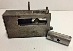 Hulme type Case Feeder for Star Universal Press (missing spring and pin)