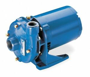Goulds Water Technology 1bf10534 Drip proof Centrifugal Pump 3 Ph 1n541 New