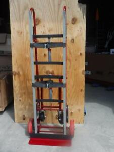 Appliance Dolly Hand Truck Vending Machine 1800 Lb Capacity Heavy Duty 10 Wheel