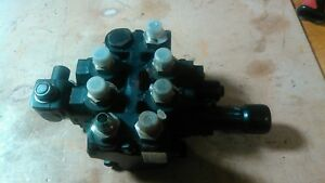 Husco 5000 8300 Loader Hydraulic Valve