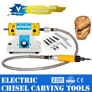 Electric Chisel Carving Tools Wood Chisel Carving Machine Kit 220v Safe Reliable