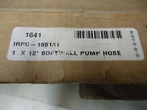 559n Irpco 1 2 Bd Softwall Gasoline Pump Hose With 1 Male