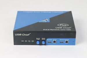 Catc Lecroy Usb Chief Plus Analyzer And Generator U chf a128