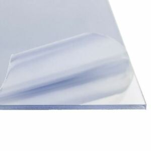Clear 0000 Cast Acrylic Sheet 0 177 3 16 Inch 24 Inches X 36 Inches