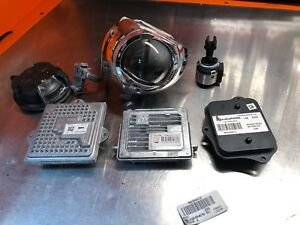 2014 2016 Jeep Grand Cherokee Hid 3 Leveling Ballasts Projector Solenoid Set