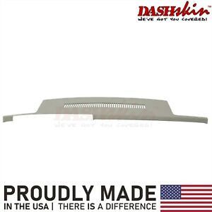 Molded Dash Skin Cover Overlay 1988 1994 Chevy Gmc Truck C1500 K1500 Light Grey