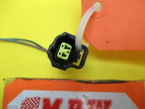 Wire Plug Connector Off Vapor Filter Evap Canister Purge Valve Fuel Injector Can