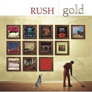 Rush GOLD Best Of 29 Essential Songs GREATEST HITS New Sealed 2 CD $9.99