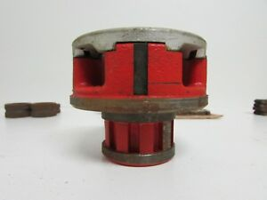 Ridgid 1 Inch Pipe Threader Drop Die