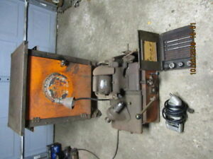 Sioux Valve Face Grinding Machine