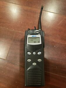 Macom Harris P7100ip Radio All Features 1 40 Aes Des P25 800mhz Trunking Used