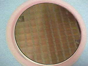 200 Mm 8 Inch Patterned Silicon Wafer