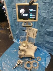 Moberg Cns 100 Continuous Eeg Monitor System