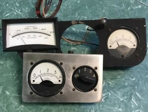 Used Lewis Eng Co Thermocouple Gauges Isa Type J Assembly Products Thermometer