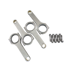Cxracing H beam Connecting Rods Bolts For Toyota 4e 118mm Rod Length 4pcs