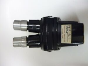 Used Bausch And Lomb Stereo Microscope 0 7 3 0 Zoom W two 15x Wf Objectives L32