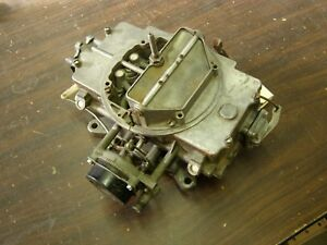 Oem Ford 1965 Mustang Gt Autolite 4100 4v Carburetor 4 Speed Automatic