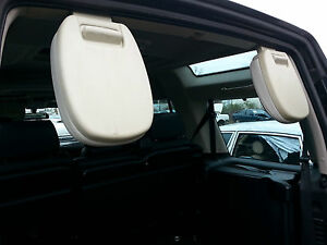 Land Rover Discovery Ii Jump Seats Headrests 1999 2000 2001 2002 2003 2004